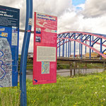 """2019-04-09 - """"RuhrtalRadweg in Duisburg (16-34812)"""" -  RADREVIER.RUHR - Copyright by Franz Walter"""
