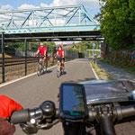 """2018-05-16 - """"Radschnellweg RS1 in Mülheim/Ruhr (7-33802)"""" - Mit dem Rad unterwegs in der Metropole Ruhr - Copyright by Franz Walter"""