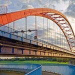 """2018-12-13 -  """"Brücke der Solidarität (7-39572)"""" - Route der Industriekultur - Copyright by Franz Walter"""