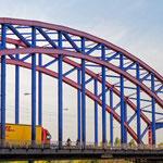 """""""2019-04-15 - Karl-Lehr-Brücke am RuhrtalRadweg in Duisburg (7-38372)"""" -  RADREVIER.RUHR - Copyright by Franz Walter"""