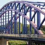 """2019-04-16 - """"Karl-Lehr-Brücke am RuhrtalRadweg in Duisburg (16-30344)"""" -  RADREVIER.RUHR - Copyright by Franz Walter"""