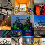 """2018-11-18 - """"Industriekultur Collage 2018-01"""" - Route der Industriekultur - Copyright by Franz Walter"""