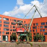 """2018-05-26 - """"Innenhafen Duisburg (7-14183)"""" - Mit dem Rad unterwegs in der Metropole Ruhr - Copyright by Franz Walter"""