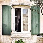 Fenêtre saint martin de Ré