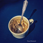 blue café