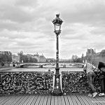 Couple pont des arts