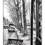 Camion poubelle Paris