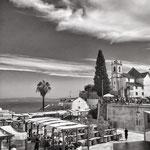 Alfama. Lisbonne