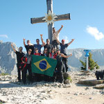 Gruppe aus Brasil