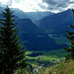Bezau, Gopfberg und Hangspitze