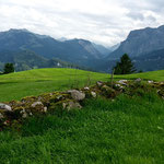 Am Klausberg: Hirschberg, Mittagsfluh und Kanisfluh