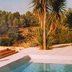 Fond de piscine (3m²)