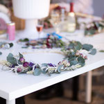 Trockenblumen Workshop, Mainz