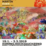 artblow - GEORG HIEBER - Himmelhochjauchzend - Hommage an Franz Martin Kuen