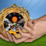 artblow - GEORG HIEBER - Partnerschaften - Hand in Hand