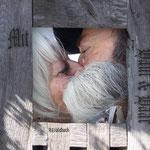 artblow - GEORG HIEBER - Mit Haut & Haar - Paula Schmid und Heinz Schmid