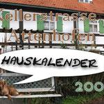artblow - GEORG HIEBER - Hauskalender