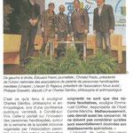 Ouest France - 05 décembre 2016