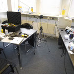 Raumluftuntersuchung Büro