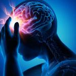 Kopfschmerzen sind oft Anzeichen für eine Strahlenbelastung am Schlaf- oder Arbeitsplatz