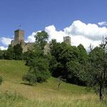 Burg Rötteln                       © Hartmut Hermanns