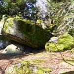 Jungholzer Felsen © Hartmut Hermanns