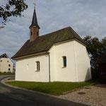 Sankt Marcus Kapelle von Mistelbrunn © Hartmut Hermanns
