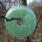 Grün -  Aventurin grün