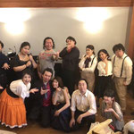 オペラ「フィガロの結婚」スザンナ役で出演いたしました!みなさん本当にありがとうございました♪