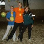 Franzi, Jana und Hannah