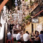 Spezielle Bar in den Hinterhöfen von Melbourne