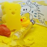 Badeplausch gelb