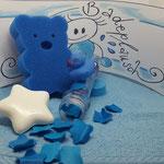 Badeplausch blau