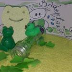Badeplausch grün