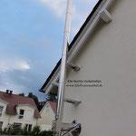 Edelstahlschornstein in Witten