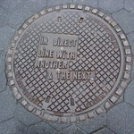 'nyc manhole cover': http://www.flickr.com/photos/navema/3938412240/