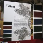 Farbtafel vom Styletrend: green ritual