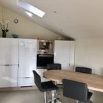 Rénovation d'une villa à Cagnes sur Mer avec la réunion de 2 appartements