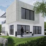 Etude de faisabilité pour la construction d'une villa à Vence