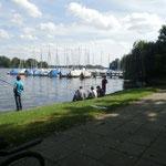 Angelausflug am Zeuthener See