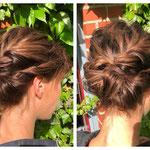 Hairstyling #Hairstylist #Mobil Hairstylist #Mobil Make-up Artist Düsseldorf #Braut Frisur #Abiball Frisur