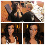 Copyright Visage Room, Birute Smailyte make up artist & hairstylist Düsseldorf, Lambertz Monday Night, Hair- I.C.O.N