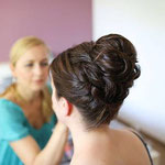 Btaut Frisur Düsseldorf #Braut Make-up Mönchengladbach #Mobile Hairstylistin Düsseldorf