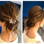 Hairstyling #Hairstylist #Mobil Hairstylist #Mobil Make-up Artist Düsseldorf #Braut Frisur #Haarschmuck