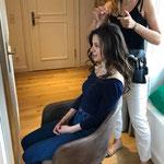 #Braut Frisur Düsseldorf #Visagistin Düsseldorf #Mobile Make-up Artist #Make-up Artist Düsseldorf