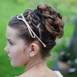 Braut styling #Braut Make-up # Braut Frisur #Mobile Visagistin #Kinder Frisur