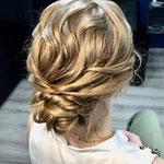 Braut styling #Braut Frisur # Braut Hochsteckfrisur #Mobile Visagistin #Braut Hairstylist