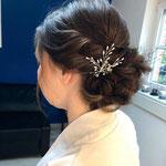Hairstyling #Hairstylist #Mobil Hairstylist #Mobil Make-up Artist Düsseldorf #Braut Frisur #Haarschuck