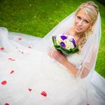 Braut Frisur # Hochzeitsfrisur #Hochzeits Frisur #Brautstyling Düsseldorf