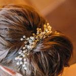 Braut Frisur # Hochzeitsfrisur #Hochzeits Frisur #Braut Haarschmuck